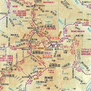 紙地図イメージ