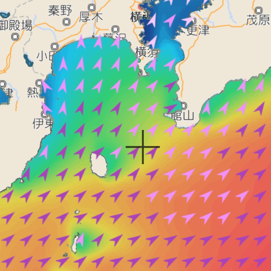 海釣図アプリイメージ2